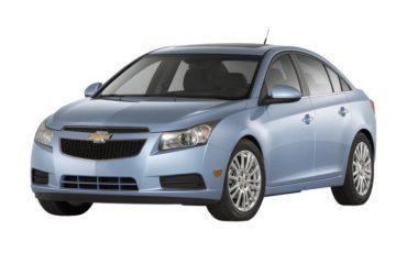 Chevrolet Cruze 1.600cc