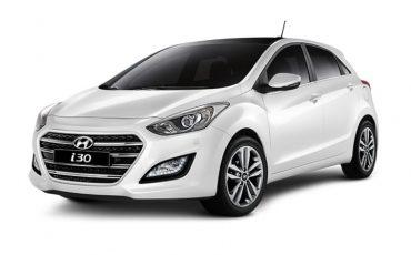 Hyundai I30 white 1.600cc