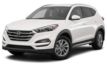Hyundai Tucson 2,0 ,4×4, automatic
